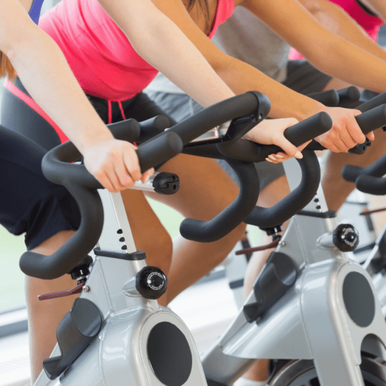 Cycling Class Workout at Home