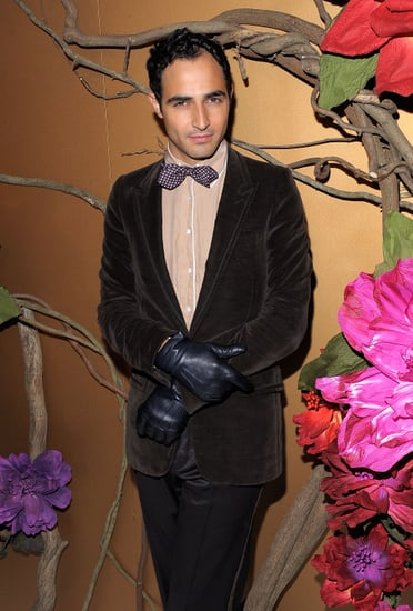 Zac Posen, As a Non-Advertiser, Would Have Had to Pose with a Muppet to be Featured in Harper's Bazaar