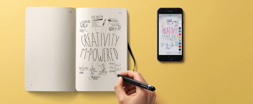 Moleskine's Newest Notebook Will Digitize Anything You Write or Draw