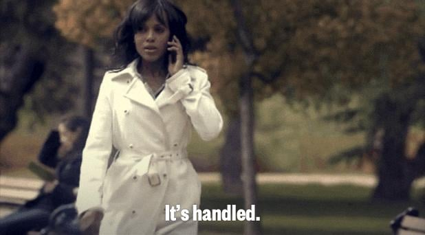 When Scandal Got Renewed