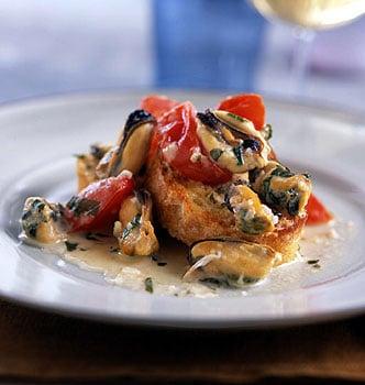 Easy Recipe For Mussel Gratin