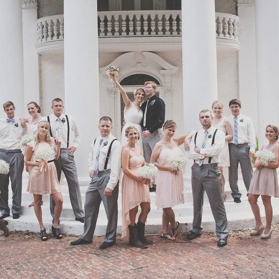 25 Creative Wedding-Party Photos