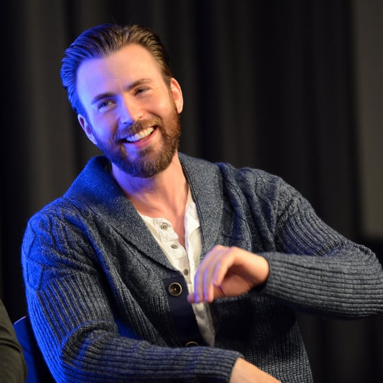 Chris Evans Talks About Liking Butts