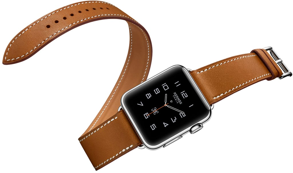 Stay stylishly connected with the most luxurious — and smartest — of timepieces, the Hermès Apple Watch ($1,250).