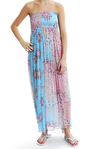 Trend Alert: Long Dresses