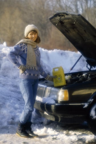 Save the Planet and Pets — Dispose of Antifreeze Properly