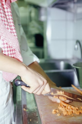 Thinking of Culinary School? Think Again.