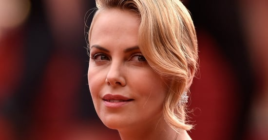 Charlize Theron's Leg Is Causing Heart Palpitations On Our Best-Dressed List