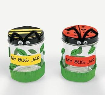 Bug-Catching Jars