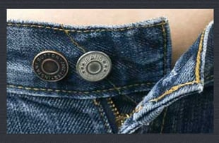 Simply Fab: Instant Button For Jeans