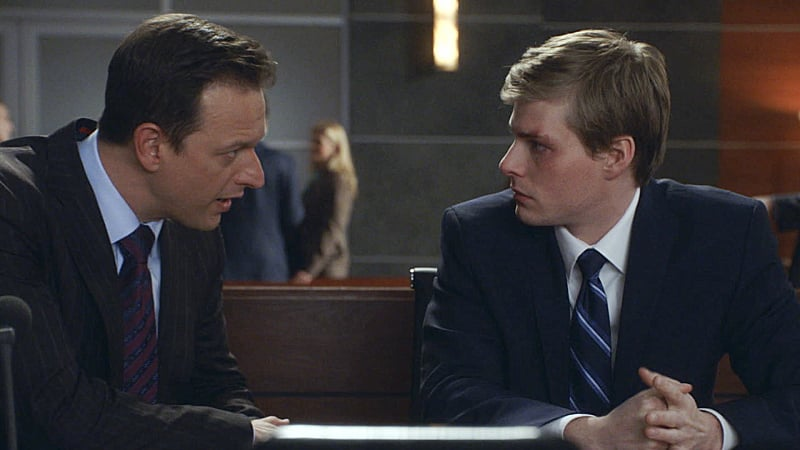Most Shocking Death: Josh Charles on The Good Wife
