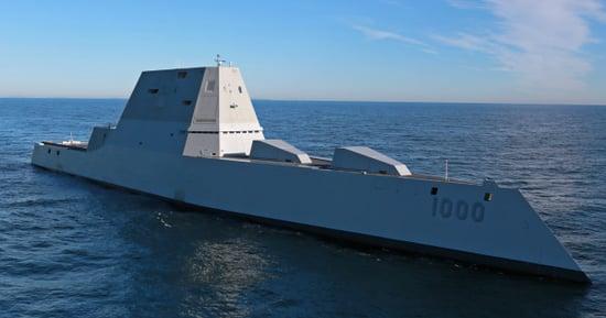The Navy's New $4.4 Billion Ship Is A Big, Shiny Waste Of Money