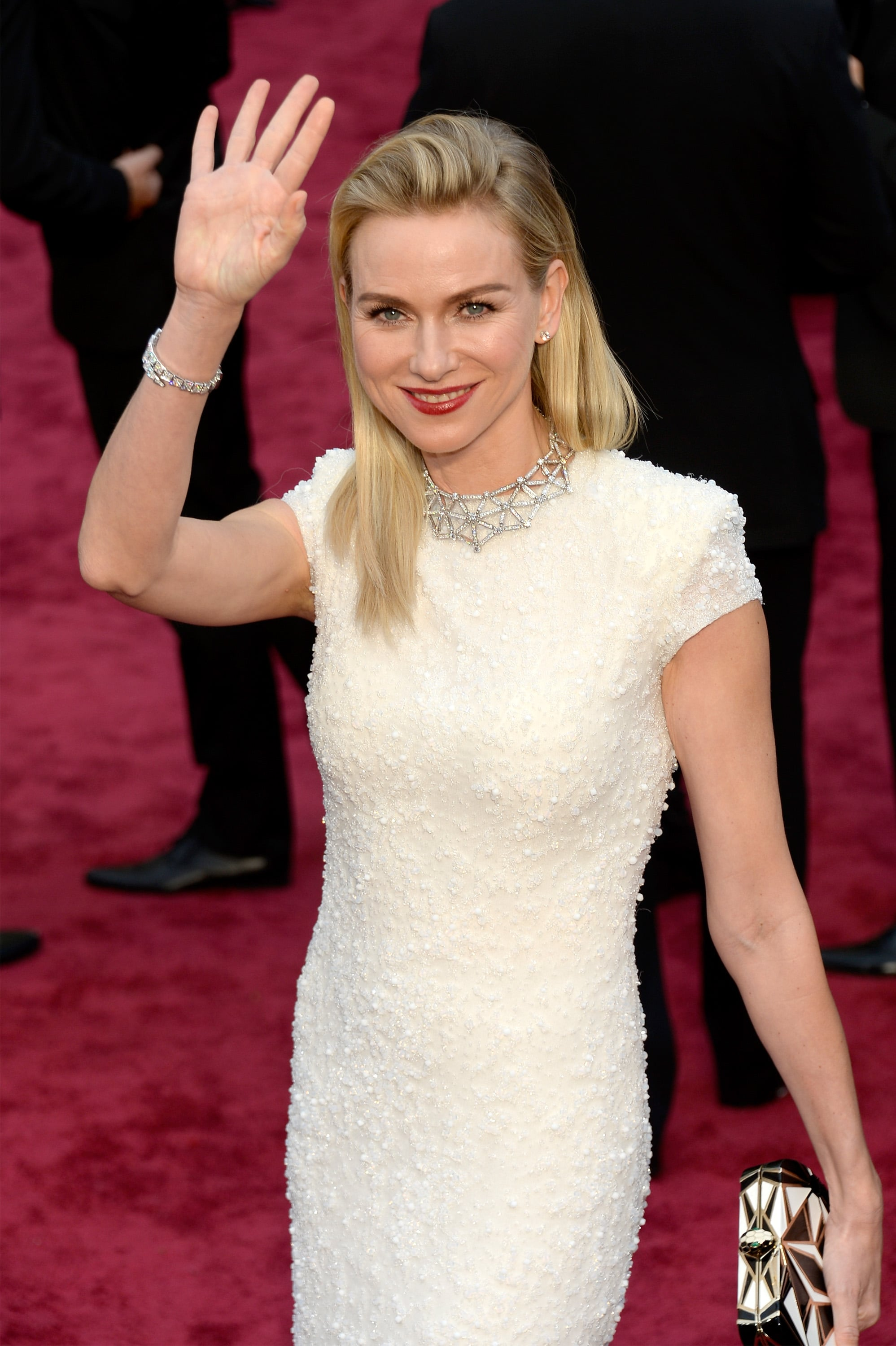 Naomi Watts Is All Smiles For Oscars Night