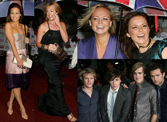 Photos From The 2008 Pride Of Britain Awards Including McFly, Emma Bunton, Geri Halliwell, Gordon Ramsay and others