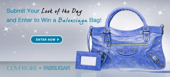 Sugar Shout Out: Enter Your Look of the Day and Win Balenciaga!