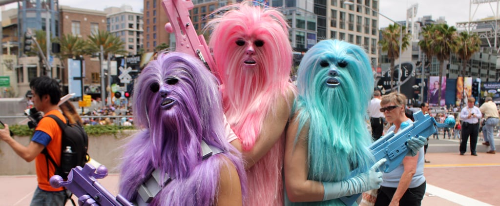 The Absolute Best Cosplays From Comic-Con 2015