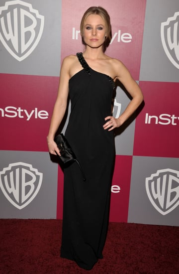 Kristen Bell aux Golden Globe Awards 2011