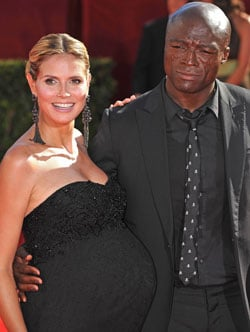 Heidi Klum Gives Birth to Baby Girl Lou