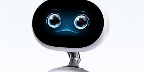 This Adorable Robot Could Save Your Grandma's Life