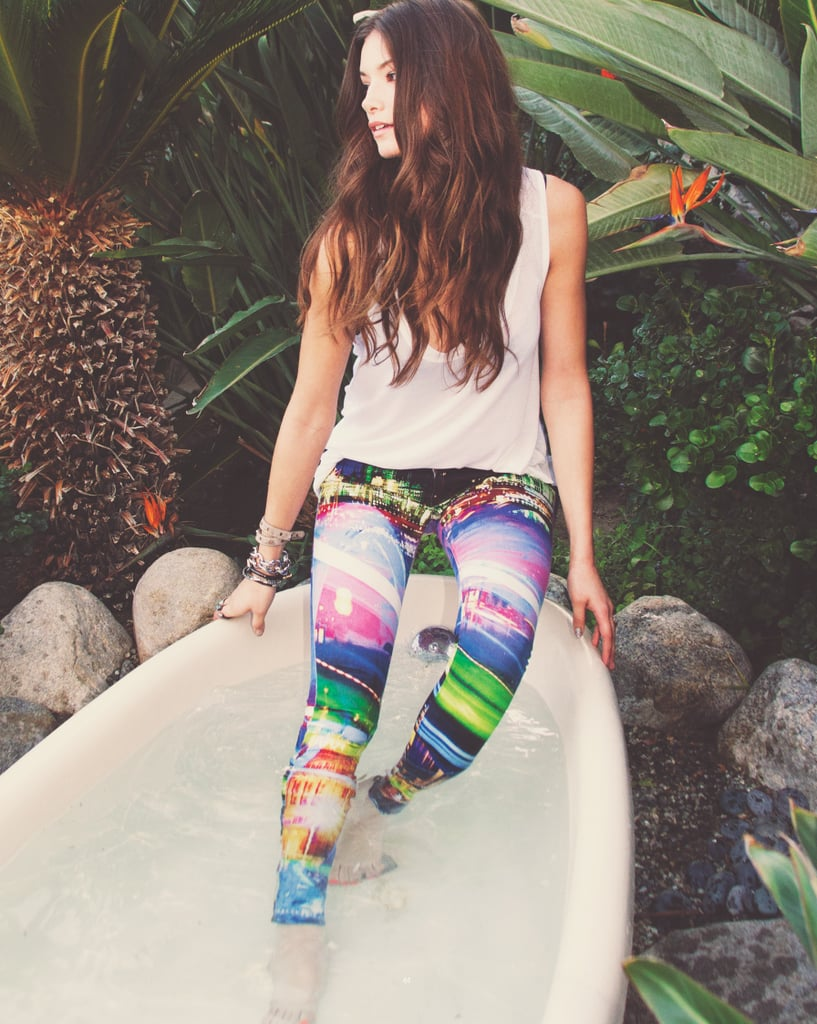 These Hudson colorful jeans ($218) aren't for everyone, but they will definitely get you noticed wherever you may roam.