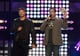 Kellan Lutz and Rob Riggle took center stage at the MTVu Fandom Awards on Thursday.