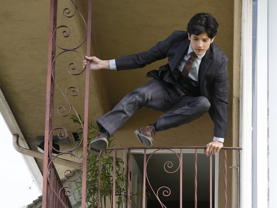 Rush Hour's Jon Foo Gets 'As Close to the Danger as Possible' as He Follows in Jackie Chan's Footsteps