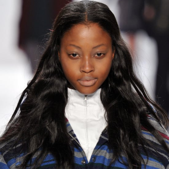 Beauty Look at Richard Chai Love: Fall 2012