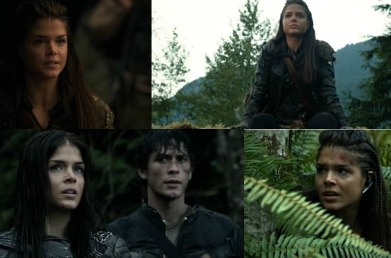 7 Times Octavia was Perfect in 'The 100' Season 3