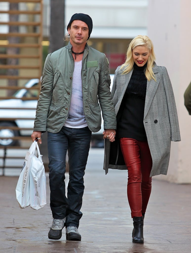 Gwen Stefani and Gavin Rossdale celebrated their 10th wedding anniversary in September.