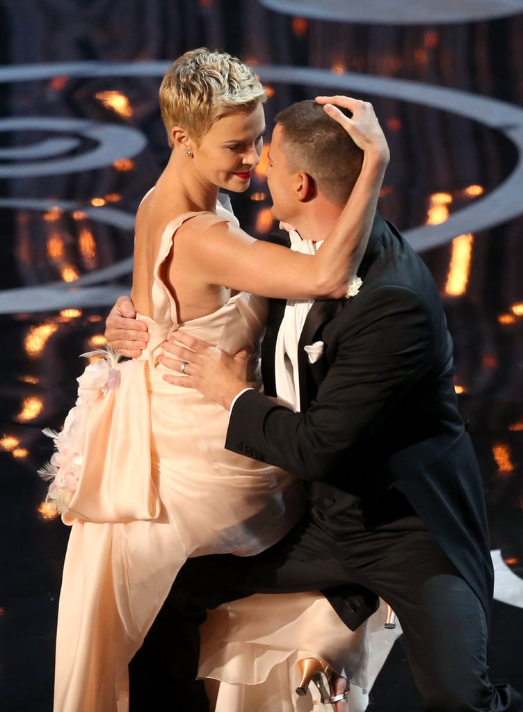 Channing Tatum and Charlize Theron's Dance