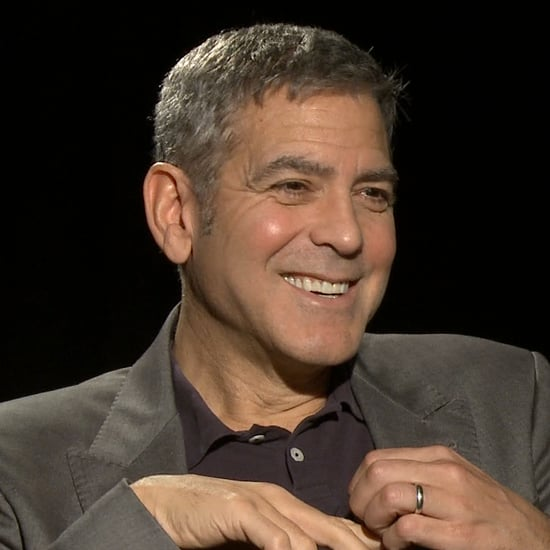 George Clooney Interview on Amal Clooney (Video)