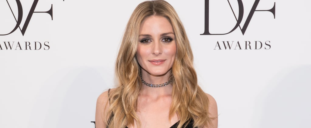 Olivia Palermo Pulls the Effortless Style Move That's Oh So Perfect For a Night Out
