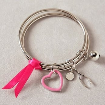 """""""Thank you Marc for supporting Breast Cancer research..."""""""