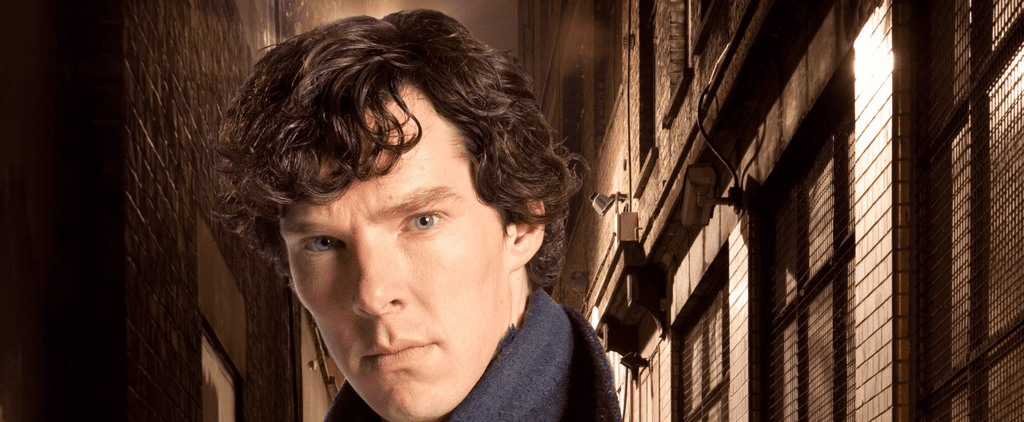 Don't Lie — You're Obsessed With Benedict Cumberbatch as Sherlock