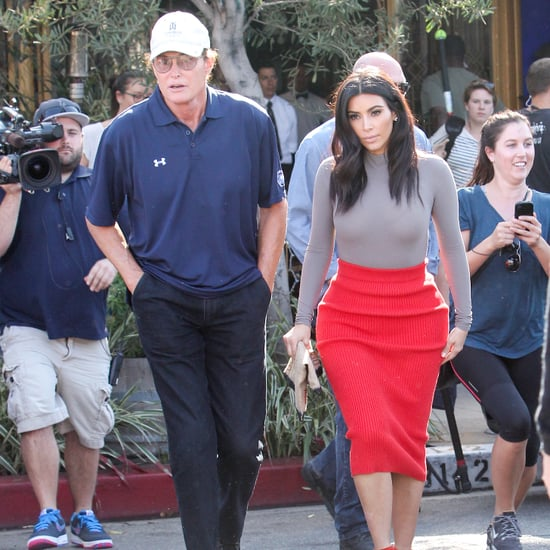 Kim Kardashian Voices Support For Bruce Jenner's Transition