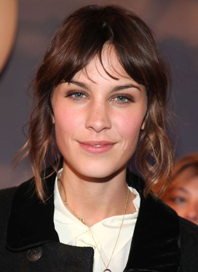 February 2010: Alexa Chung for Madewell Collection Launch