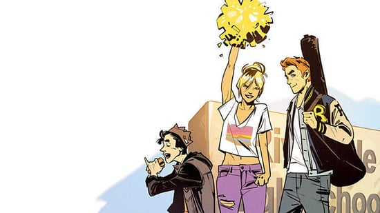 First Look at the New Archie, Now a Redheaded Babe