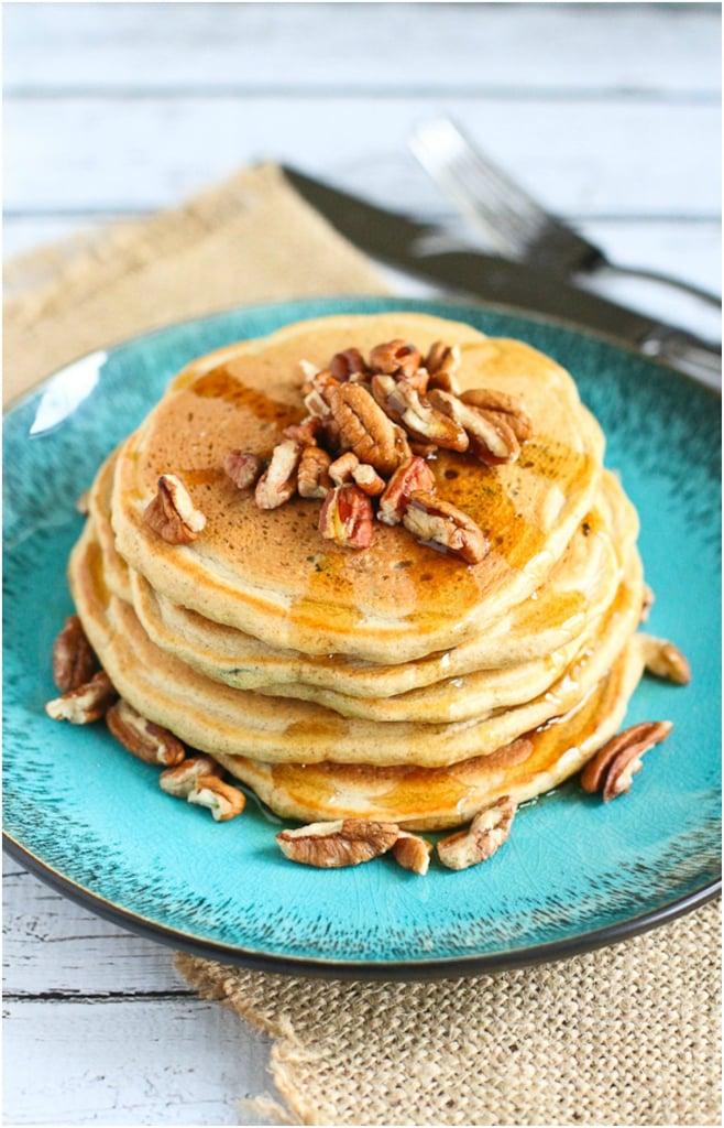 Blueberry-Ricotta Pancakes pics