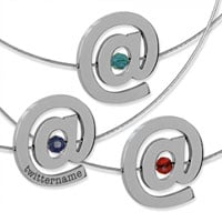 Twitter Necklaces