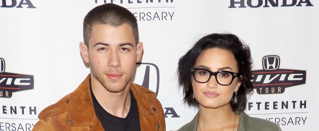 Demi Lovato and Nick Jonas's Latest Appearance Is So Insanely Hot, It's Almost Criminal