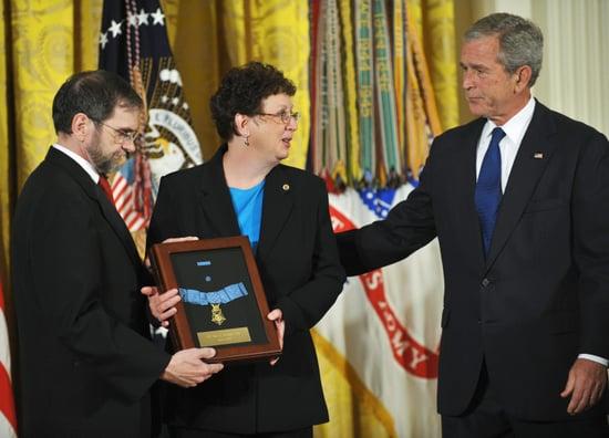 President Bush Awards Medal of Honor