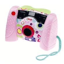 Fisher-Price New Kid-Tough Digital Camera: Pink ($50)