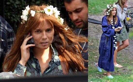 Sienna Is A Modern Day Flower Child