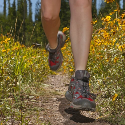 Hill Workout to Strengthen Legs and Build Endurance