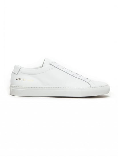Must-Have: The Most Polished White Sneakers