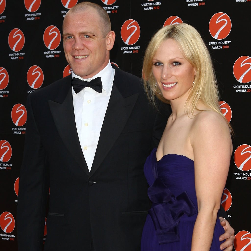 Mike and Zara cleaned up nicely for the Sport Industry Awards at Battersea Evolution in May 2010.