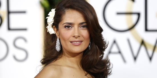 Salma Hayek Gets Candid About Body Confidence In Middle Age