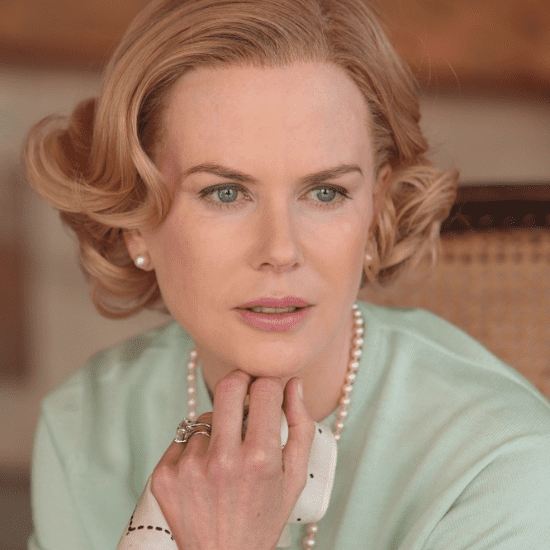 Nicole Kidman's Hair and Makeup in Grace of Monaco Movie