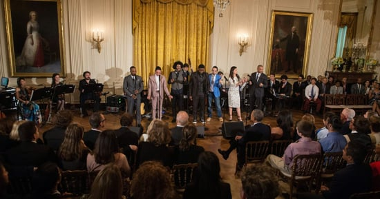 Why The 'Hamilton' Cast's Trip To The White House Was So Important