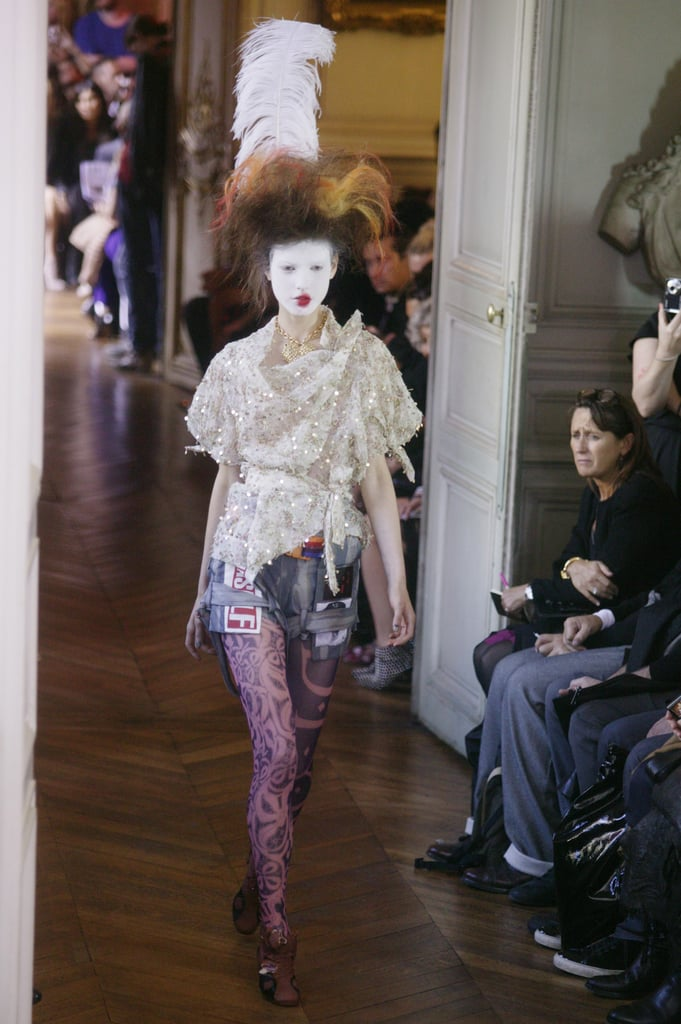 Paris Fashion Week: Vivienne Westwood Spring 2010